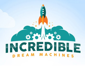 incredibleddreammachines logo