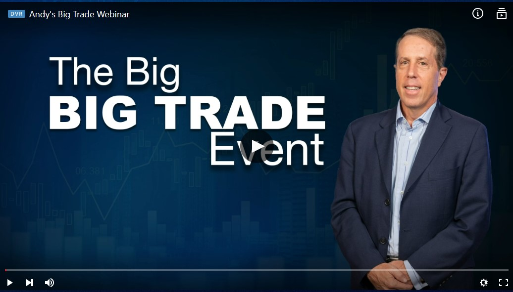 Andy Krieger's Big BIG Trade Event
